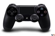 Accessoires PS4 Sony Manette sans fil Dual Shock 4 noire PS4