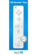 Accessoires Wii U Nintendo WII U REMOTE PLUS BLANCHE