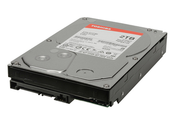"Disque dur interne E300 3.5"" 2 To Toshiba"