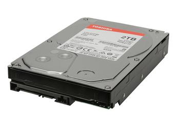 Disque dur interne Toshiba HDD RETAIL KIT 3.5