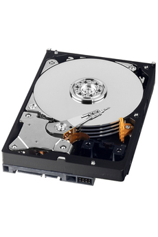 Disque dur interne SATA 3.5'' WE RETAIL KIT 3 TB We