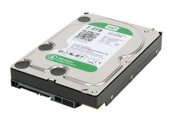 "Disque dur interne WD Green 3,5"" 2 To WDBH2D0020HNC Western Digital"