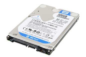 "Disque dur interne WD Blue 500Go 2,5"" WD5000BPVT Western Digital"