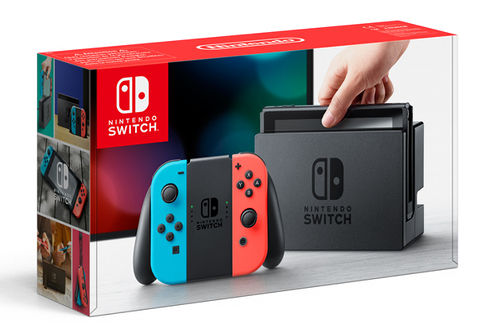 Consoles Switch NINTENDO SWITCH NEON Nintendo