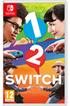 Nintendo JEU 1-2-SWITCH photo 1
