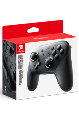 Accessoires Switch MANETTE NINTENDO SWITCH PRO Nintendo