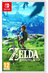 Consoles Switch The Legend of Zelda : Breath of the Wild Nintendo Switch Nintendo