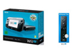 Nintendo WII U 32 GO NOIR + MANETTE REMOTE PLUS photo 1