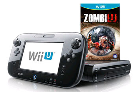 Consoles wii u nintendo wii u 32 go noire premium pack zombi u wii u noire premium pack - Garantie console micromania ...