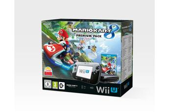 Consoles Wii U NINTENDO WII U PREMIUM MARIO KART 8 Nintendo