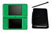 Nintendo DSI XL VERTE + ETUI + STYLET photo 1