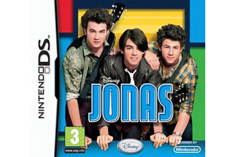 Jeux DS / DSI Buena Vista Games JONASBROTHERS