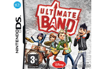 Jeux DS / DSI ULTIMATE BAND Buena Vista Games