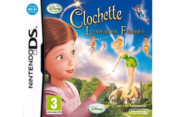 Jeux DS / DSI CLOCHETTE ET L'EXPÉDITION FÉÉRIQUE Disney