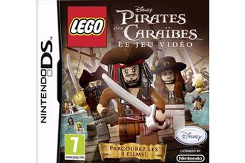 Jeux DS / DSI LEGO PIRATES DES CARAÏBES Disney