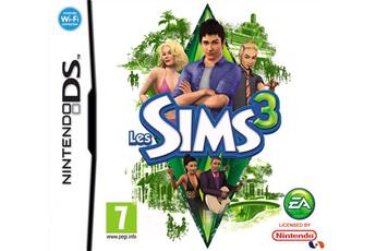 Jeux DS / DSI LES SIMS 3 Electronic Arts