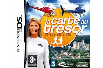 Jeux DS / DSI Mindscape CARTE AUX TRESORS