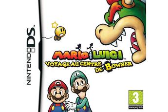 Jeux DS / DSI MARIO LUIGI BOWSER Nintendo