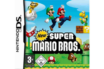 Jeux DS / DSI NEW SUPER MARIO Nintendo