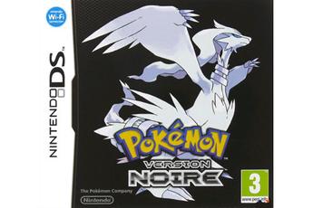 Jeux DS / DSI POKEMON VERSION NOIRE Nintendo