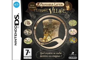 Jeux DS / DSI PROFESSEUR LAYTON Nintendo