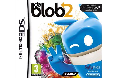 Jeux DS / DSI DE BLOB 2 Thq
