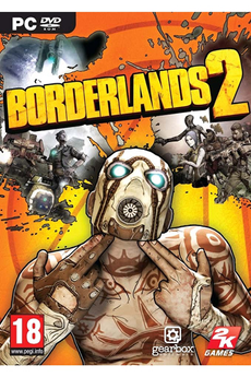 Jeux PC et Mac BORDERLANDS 2 2k Sports