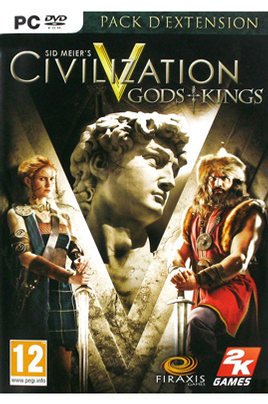 Jeux PC et Mac 2k Sports SID MEIER'S CIVILIZATION V-GODS AND KINGS