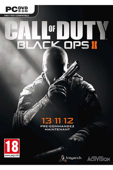 Jeux PC et Mac CALL OF DUTY : BLACK OPS II Activision