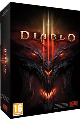 Blizzard DIABLO III PC et MAC
