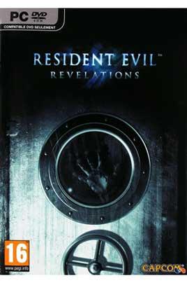 Jeux PC et Mac Capcom RESIDENT EVIL : REVELATIONS PC