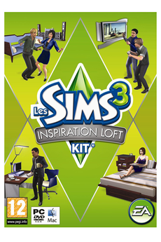 Jeux PC et Mac LES SIMS 3 : INSPIRATIONS Electronic Arts