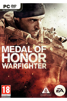 Jeux PC et Mac MEDAL OF HONOR WARFIGHTER Electronic Arts