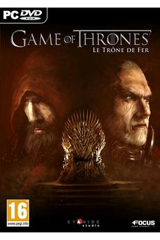 Jeux PC et Mac Focus A GAMES OF THRONES : LE TRÔNE DE FER
