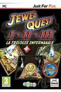 Just For Games JEWEL QUEST 1+2+3