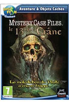 Jeux PC et Mac Just For Games MYSTERY CASE FILES: LE 13e CRÂNE
