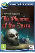 Just For Games MYSTERY LEGENDE:LE FANTOME DE L'OPERA