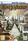 Just For Games SID MEIER'S : CIVILIZATION IV
