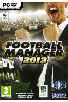 KOCH MEDIA Jeux PC FOOTBALL MANAGER 2013 PC 5055277018659