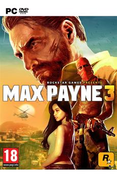 Jeux PC et Mac Rockstar MAX PAYNE 3