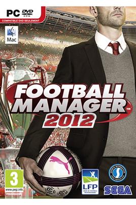 Jeux PC et Mac Sega FOOTBALL MANAGER 2012