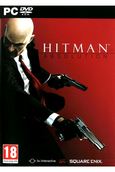 Jeux PC et Mac HITMAN ABSOLUTION Square Enix