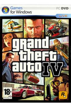 Jeux PC et Mac GTA IV Take2