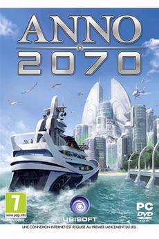 Jeux PC et Mac ANNO 2070 Ubisoft