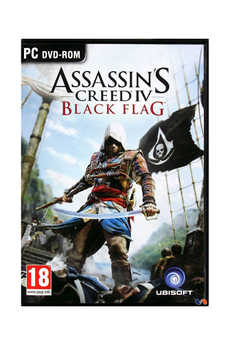 Jeux PC et Mac ASSASSIN'S CREED4 PC Ubisoft