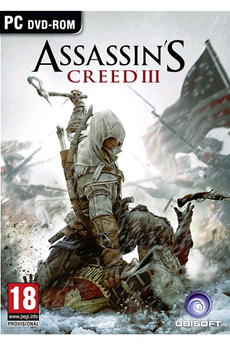 Jeux PC et Mac ASSASSIN'S CREED 3 Ubisoft