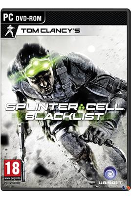 Jeux PC et Mac Ubisoft SPLINTER CELL 6 : BLACKLIST PC