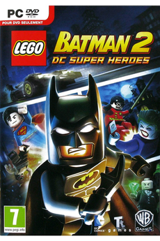 Jeux PC et Mac LEGO BATMAN 2 : DC SUPER HEROES Warner