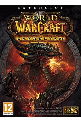 Jeux PC et Mac Activision W.O.W : CATACLYSM (EXTENSION)