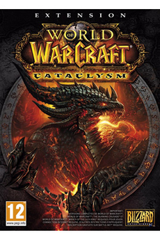 Jeux PC et Mac W.O.W : CATACLYSM (EXTENSION) Activision